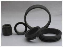 Articles made of carbide of silicon