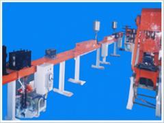 建筑装修用气动排钉生产线