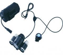 OL-F30型 LED头灯、自行车灯