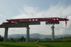 Cranes railway