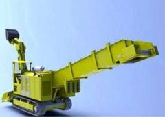 WZ500挖装机