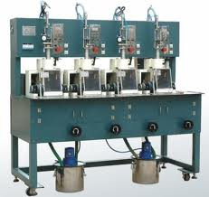 Swing Shafts Polishing Machine