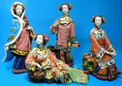 Изделия от керамика художествени