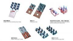 ST系列螺栓型铜设备线夹,铜铝弓子卡