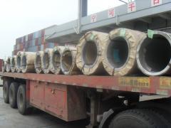 Antifinger GL steel coil