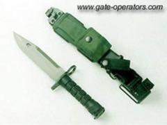 Fitting knifes