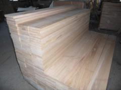 Paulownia drawer sides&backs