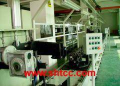 The equipment for manufacture of electric motors