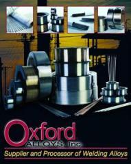 美国牛津oxford全系列焊材