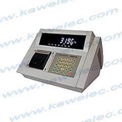 Control devices for weighing and weight-dosing