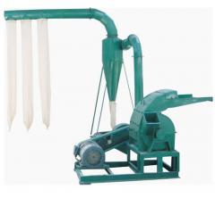 New type energy-saving wood powder machine/00