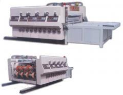 Equipment for cardboard-cutting