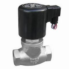 Valves vacuum with electromagnetic actuator