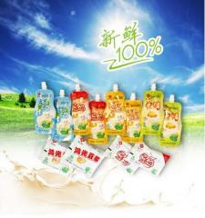 Drinks made of soya