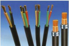 Cables, power, flexible