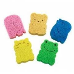 Sponges for shower-baths