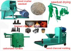 Carbonization Furnace for producing Charcoal...