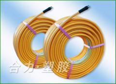 Rubber articles for high pressure