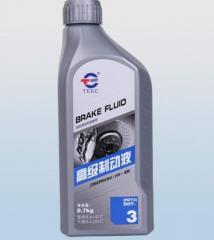 Synthetic brake fluid