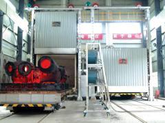 Induction melting furnaces