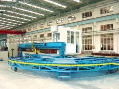 蛇形管生产线弯管机