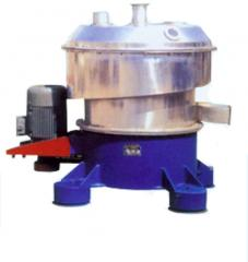 Decanting centrifuges for food industry