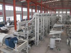 Equipment for the processing of cereals