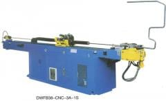 Equipment for pipe bending
