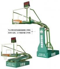 Basketball racks