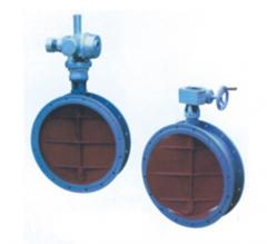 Air dampers of round cross-section