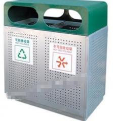 金典冲孔式垃圾桶环卫垃圾桶
