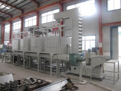 Mung peeling machine, green bean peeling machine