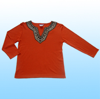 1X1罗纹长袖衫(LF-2)