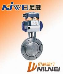 Vacuum sewer valves