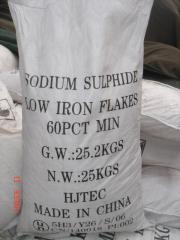 Sodium Sulphide 60% 20 Ppm