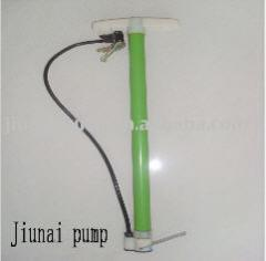 Plastic steel bicycle pump pass ISO 9001