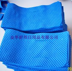 Pressed towels