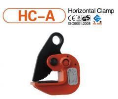 Horizontal clamp