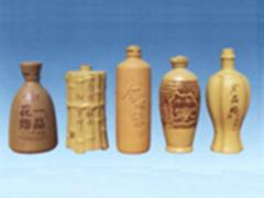Bottles, large bottles made of porcelain, ceramics