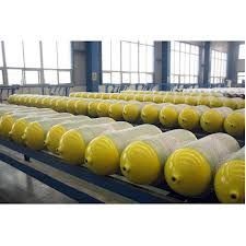 Cylinders for gas storage