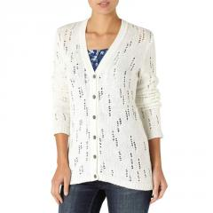 Women's Knitted Cardigan Sweater