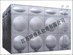 Stainless steel tanks