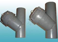 On-pipe filter