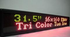 DOT-Matrix LED Signs for Bus