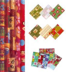 Paper wraps