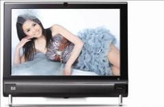 19inch all in one pc tv/ pc tv all in one
