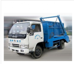 小型密封式垃圾车