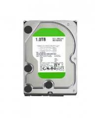 "3.5"" Hard Disk 1TB 5400 RPM 64MB SATA2"