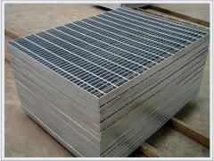 Steel grates