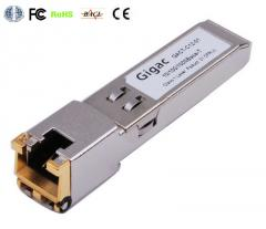 Gigac supply cisco compatible 1000Base-T SFP